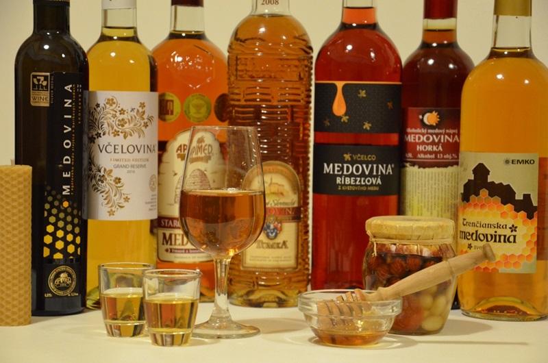 Speciální degustace slovenských medovin a sýrů