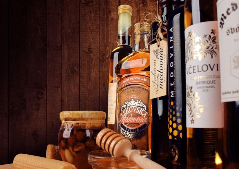 Degustace nejlepších evropských medovin