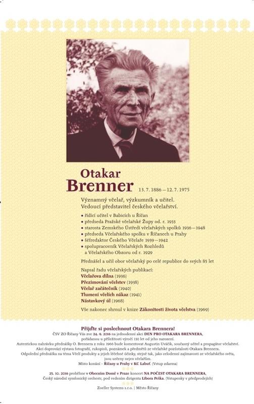 Den pro Otakara Brennera