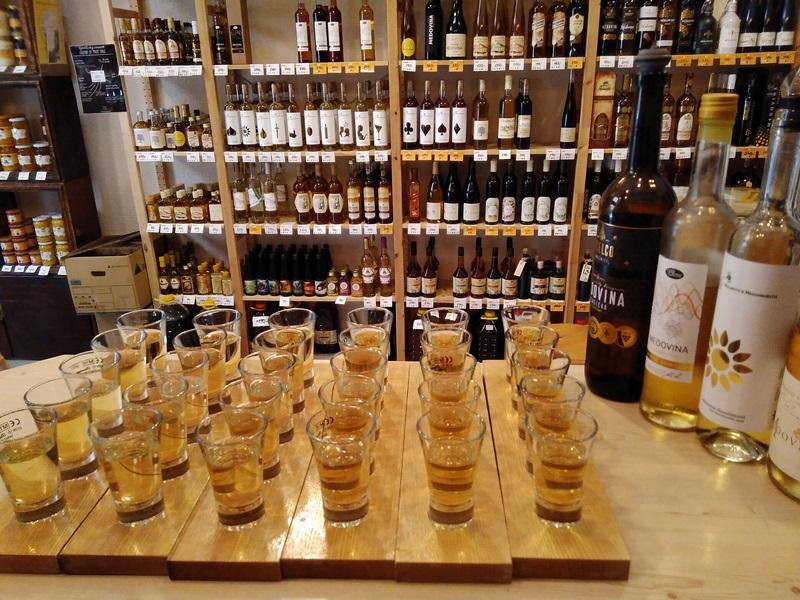 Klubová degustace medovin - novinky a speciality