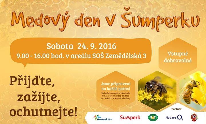 Medový den v Šumperku