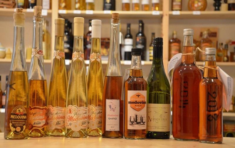 Ochutnávka domácích medovin a nových vzorků - zdarma pro členy Klubu přátel Muzea medoviny