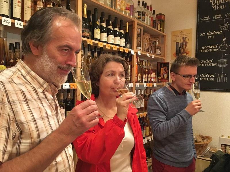 Oslava Medového vína se vzorky z Polska i Slovinska