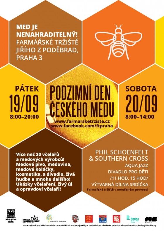 Podzimní dny českého medu
