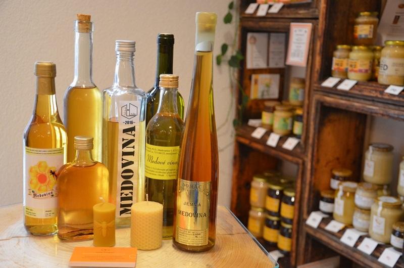 Poslední letošní ochutnávka domácích medovin a nových vzorků - zdarma pro členy Klubu přátel Muzea medoviny