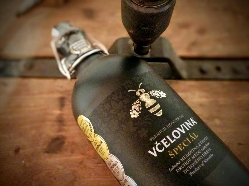 Řízená degustace slovenských medovin