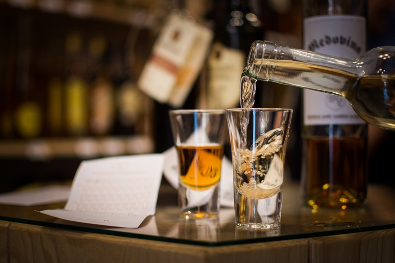 Řízená degustace tradičních medovin - obsazeno