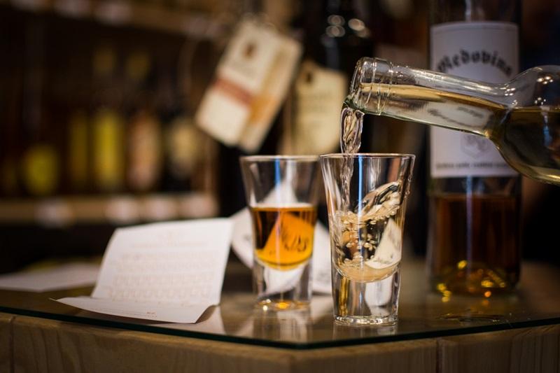 Speciální řízená degustace medovin s výrobcem - Medařství Nová Říše