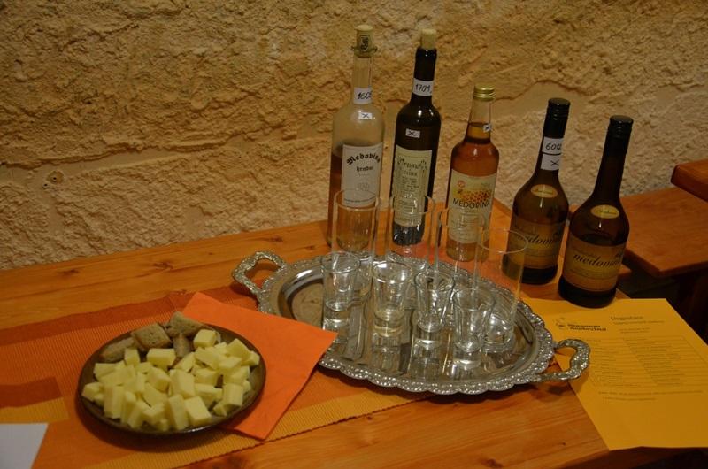 Speciální degustace (velko)moravských medovin