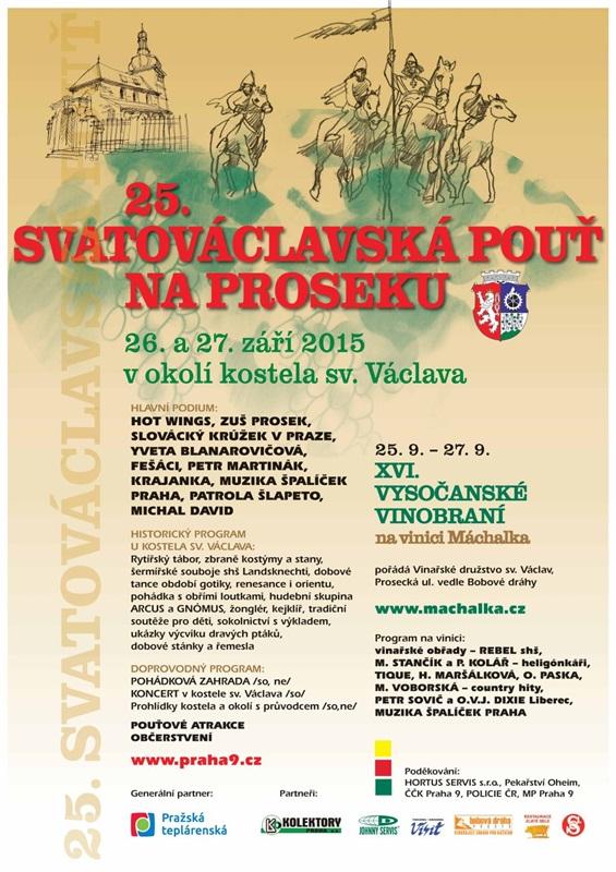 Svatováclavská pouť na Proseku a medovina z Muzea