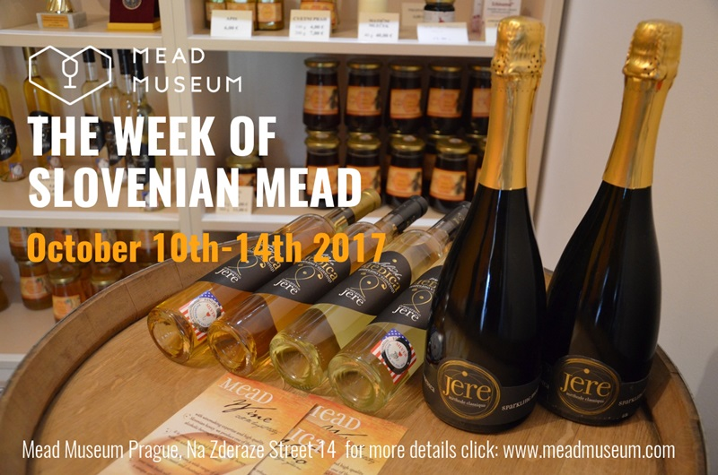 The Week Of Slovenian Mead