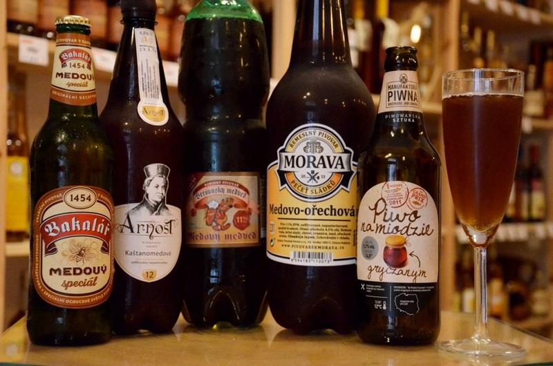 Týden medového piva a medových speciálů