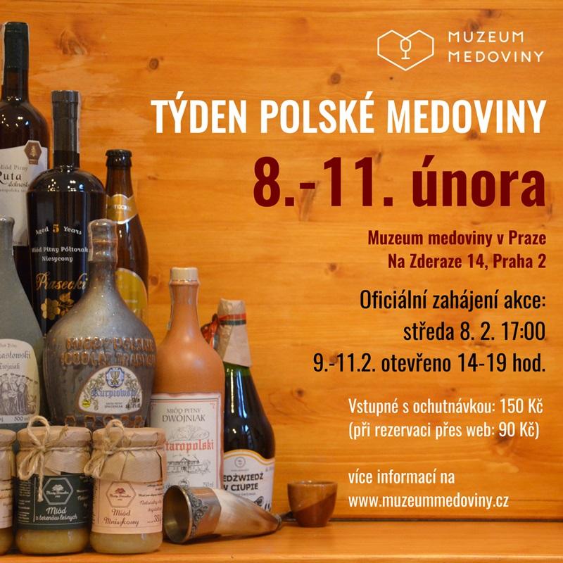 Týden polské medoviny
