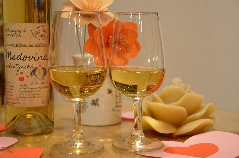 Valentýnský medový večer