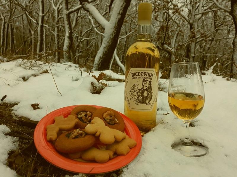 Krásné medové Vánoce a úspěšný nový rok