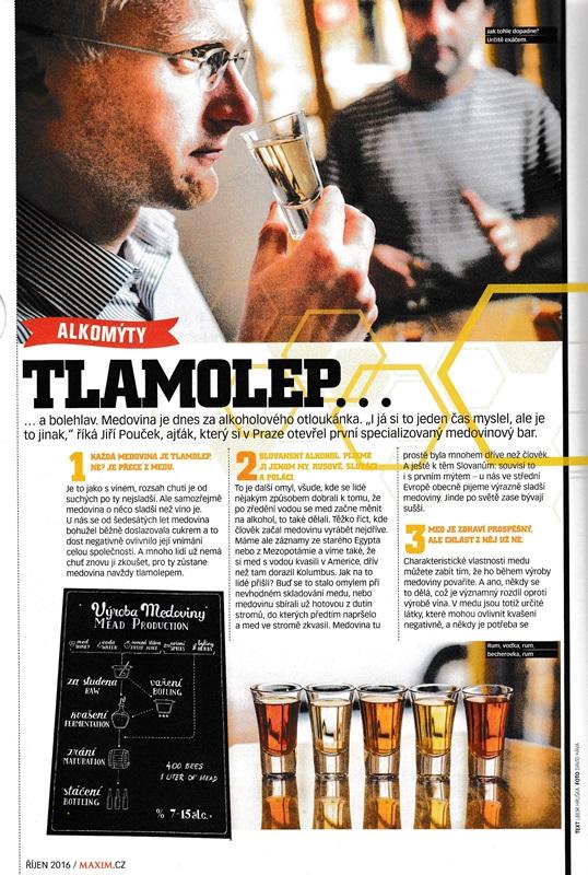 Maxim - Alkomýty - Tlamolep..