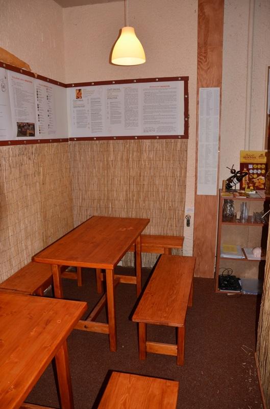 Medovinový salónek oficiálně otevřen