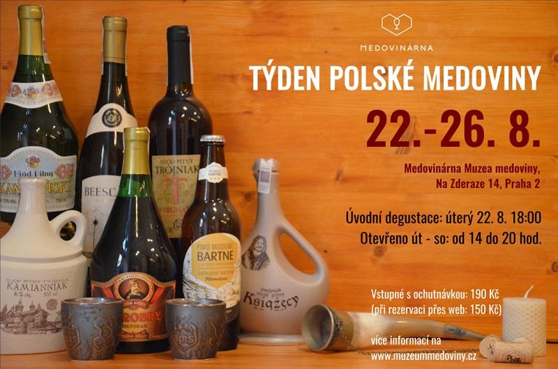 Nedělní Čajomír a Týden polské medoviny