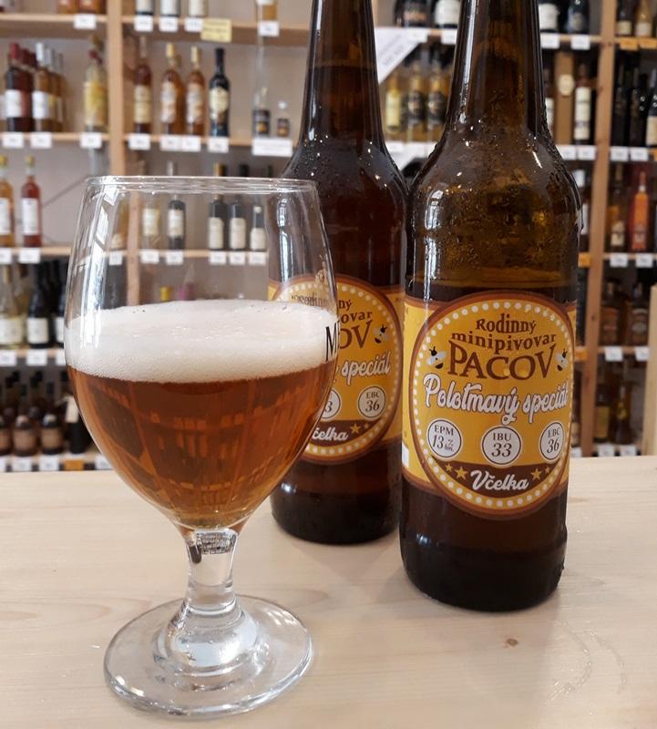 Novinky na medu - Francie, medové pivo