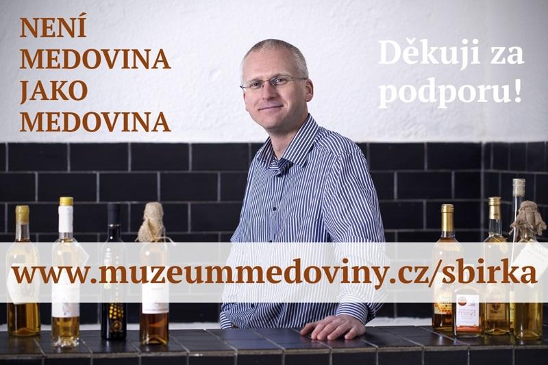 Poslední minuty pro Muzeum medoviny - PODPOŘTE, SDÍLEJTE!