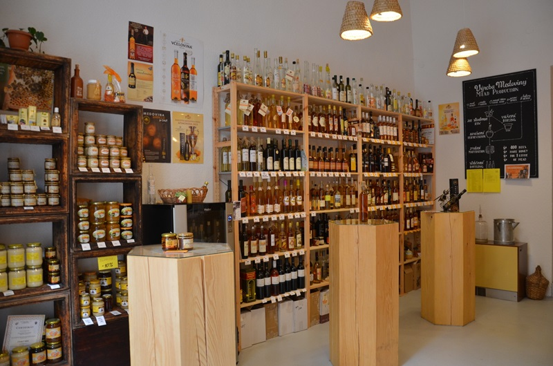 Our shop and unique mead tasting place is finally OPEN