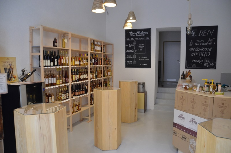 Our shop and unique mead tasting place is finally OPENED