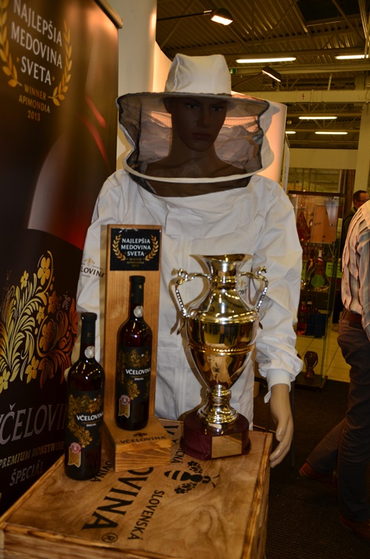 Putování za slovenskou medovinou na Včelára