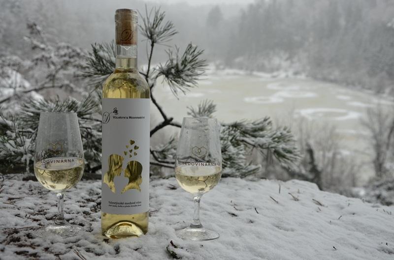 Valentýnské medové víno + adrenalínová výzva - kdo získá lahev?