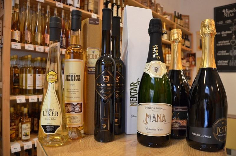 """Výjimečné slovinské medoviny a """"šampaňské"""" opět v nabídce + degustace"""