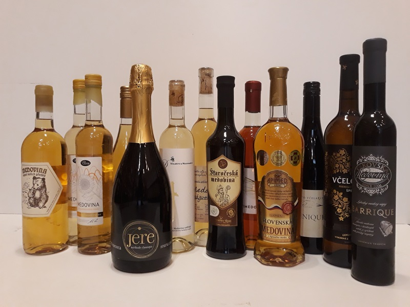 "Muzeum medoviny s.r.o.: Collection ""The best of Czech & Slovak mead"" (+ 2 bonuses)"