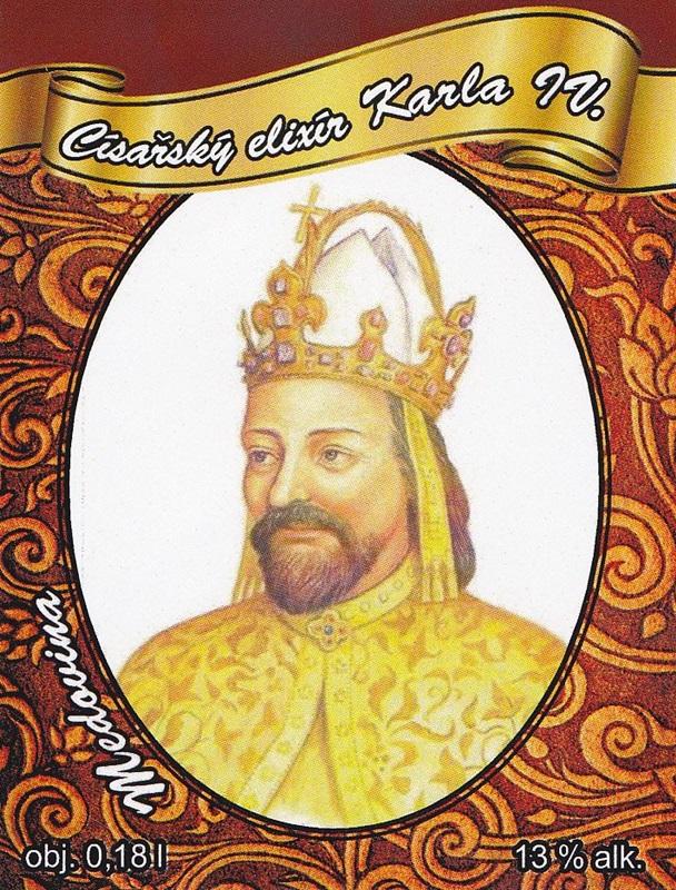 Jana Šafářová - tajemné elixíry: Císařský elixír Karla IV.