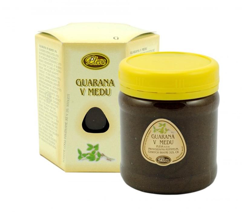 Pleva s.r.o.: Guarana v medu