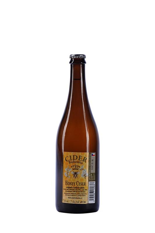 Cider Bohemia s.r.o.: Honey cyser (barrique)