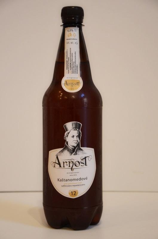 Pardubický pivovar a.s.: Kaštanomedové pivo