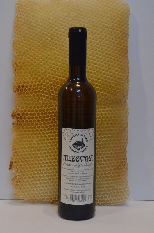 Česká včela, s.r.o.: Křivoklátská medovina