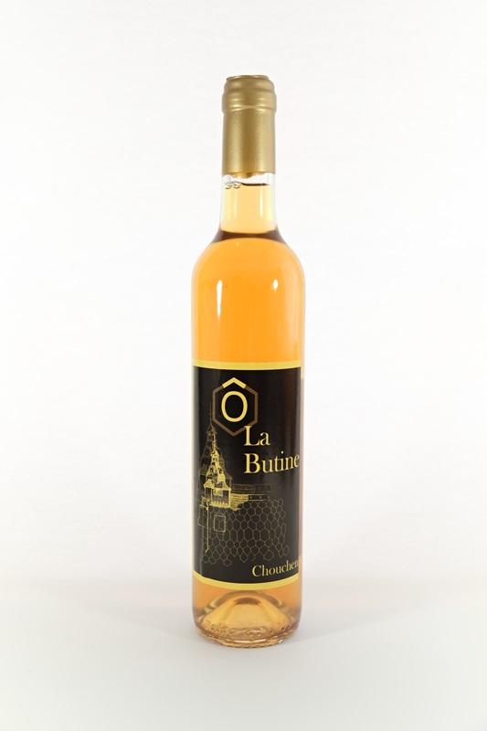 ô La butine: Jablečná medovina - L'originelle