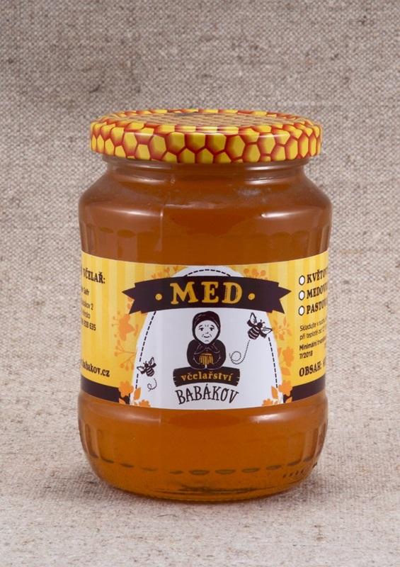 Včelařství Babákov s.r.o.: Med květový