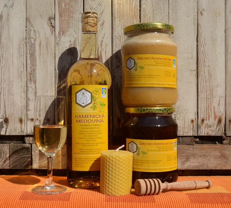 Filip Liška: Med medovicový (lesní)