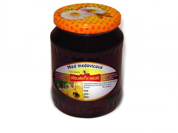 Včelařství Krejčí: Med medovicový