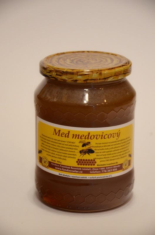 František Řezníček: Med medovicový