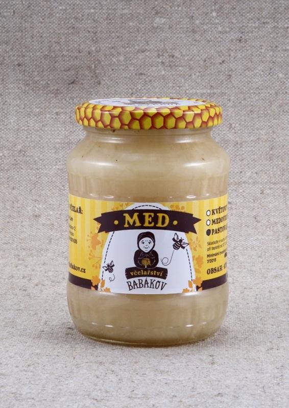 Včelařství Babákov s.r.o.: Med pastovaný