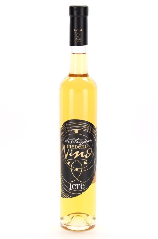 Čebelarstvo Gregor Jere: Chestnut honey wine - sweet