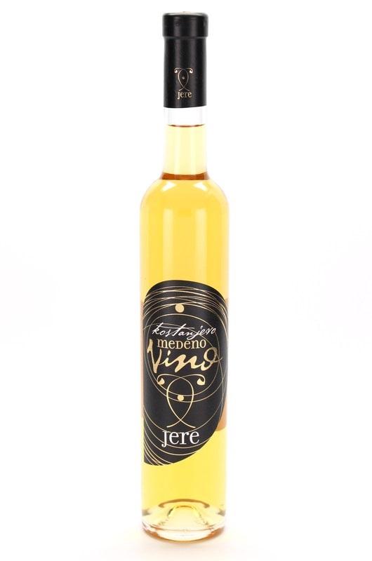 Čebelarstvo Gregor Jere: Medové víno kaštanové - sladké