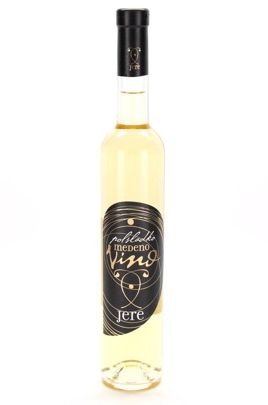 Čebelarstvo Gregor Jere: Honey wine - semi-sweet