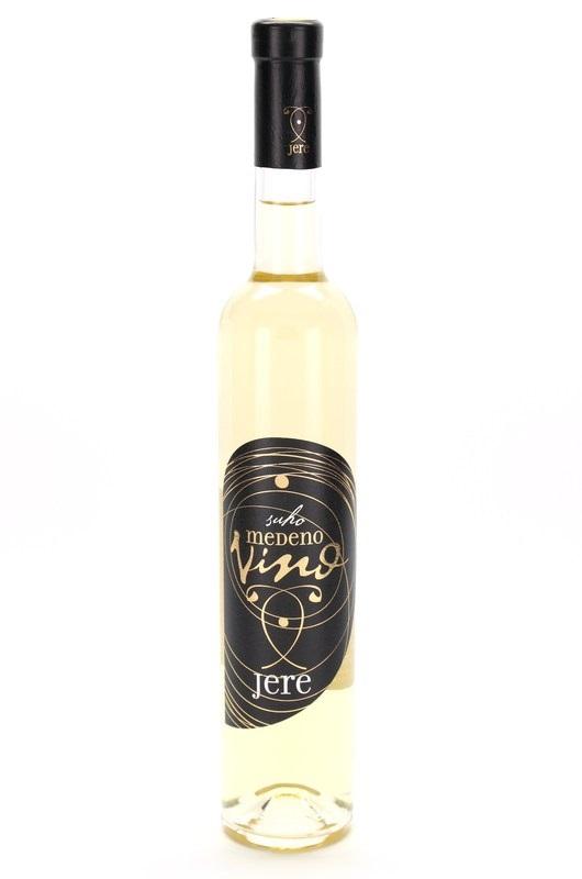 Čebelarstvo Gregor Jere: Medové víno - suché