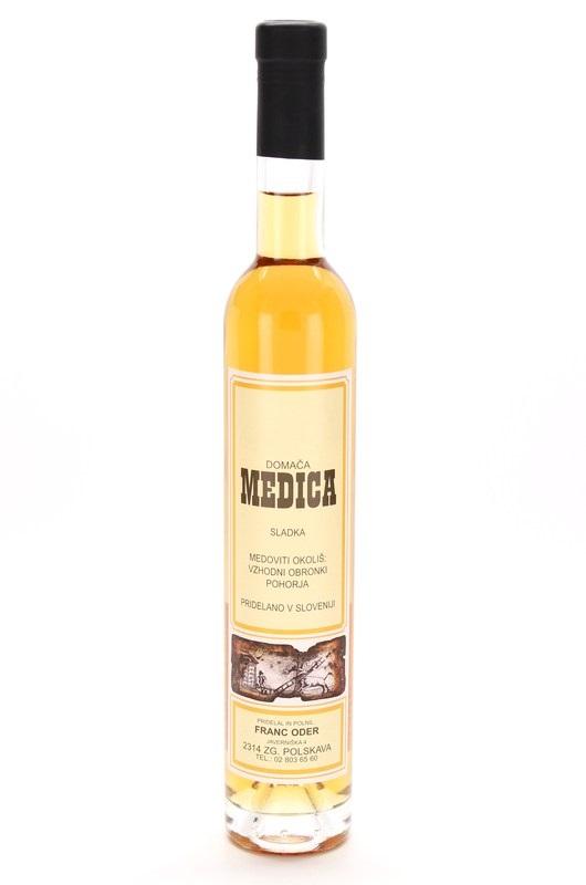 Franc Oder: Medovina z kaštanového medu - sladká