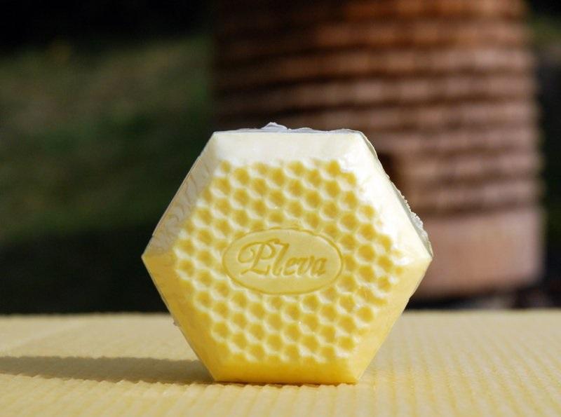Pleva s.r.o.: Medové mýdlo