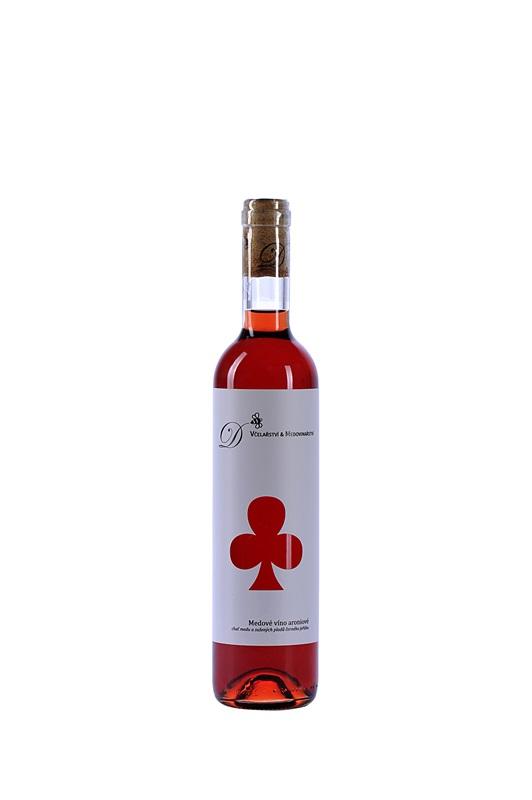 Radomír Dvořák: Medové víno aróniové