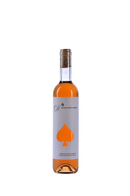 Radomír Dvořák: Medové víno bezinkové