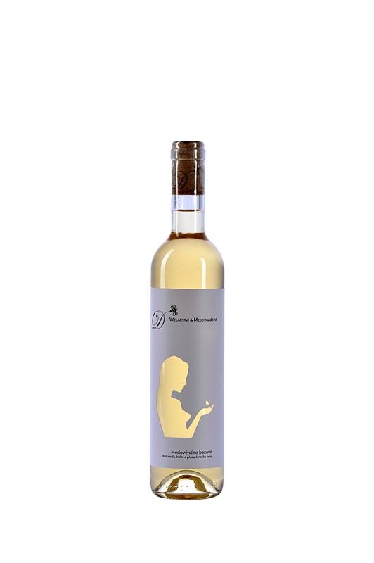 Radomír Dvořák: Medové víno bezové
